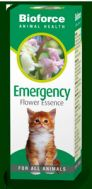 Emergency Flower Essence For Pets 30ml Bioforce