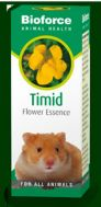 Timid Essence For Pets 30ml Bioforce