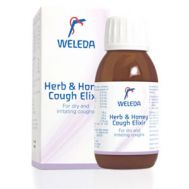 Cough Herb & Honey Elixir 100ml Weleda