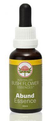 Abundance (Bush Flower Combination) 30ml