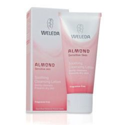 Almond Soothing Cleansing Lotion 75ml Weleda