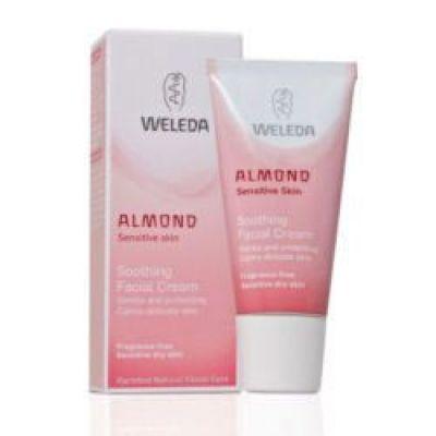 Almond Soothing Facial Cream 30ml Weleda