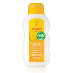 Calendula Cream Baby Bath 200ml Weleda