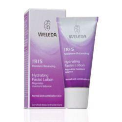 Iris Hydrating Facial Lotion 30ml Weleda