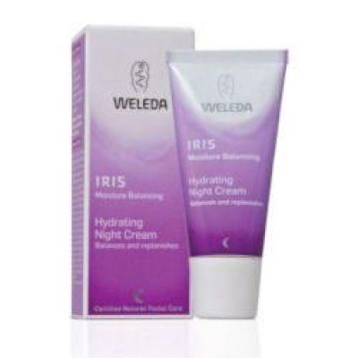 Iris Hydrating Night Cream 30ml  Weleda