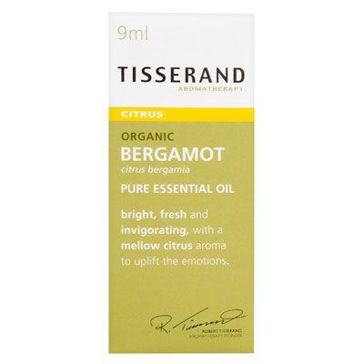 Tisserand Bergamot Essential Oil Organic 9ml