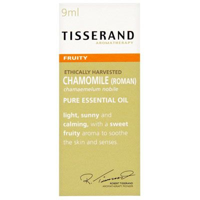 Tisserand Roman Chamomile Essential Oil 9ml