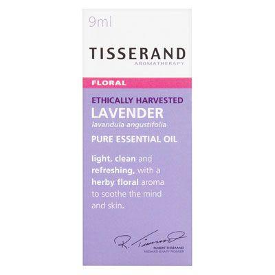 Tisserand Lavender Essential Oil 20ml