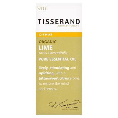Tisserand Lime Essential Oil Organic 9ml