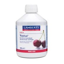 Total Sour Cherry Concentrate 500ml Lamberts