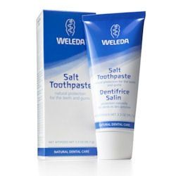 Salt Toothpaste 75ml Weleda