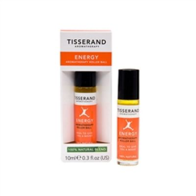 Tisserand Energy Roller Ball 10ml