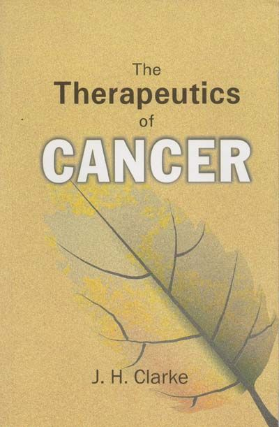Therapeutics Of Cancer ( The - Indian Ed.)
