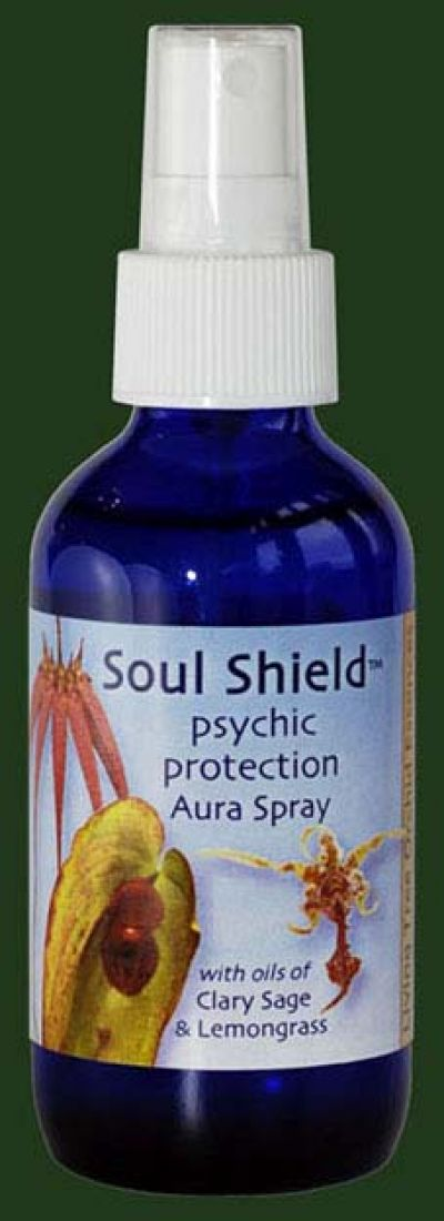 Soul Shield™ (Blue) 100ml Aura Spray Orchid Essence
