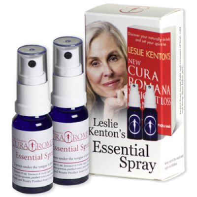 Cura Romana Essential Spray 15ml x 2 boxed