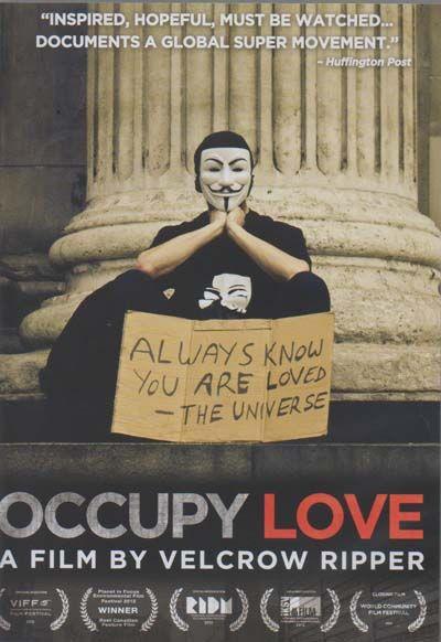 Occupy Love (DVD)