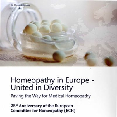 Homeopathy In Europe - United in Diversity