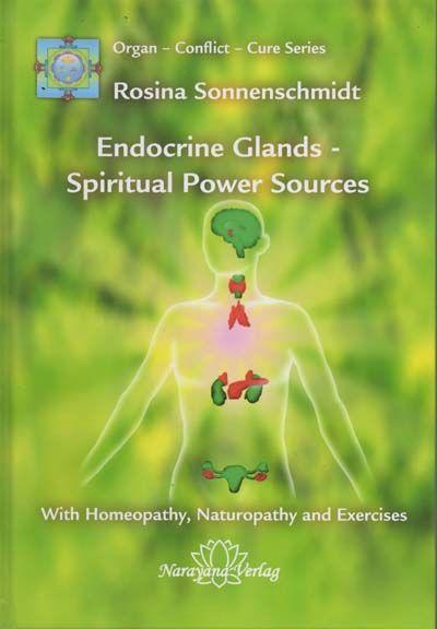 Endocrine Glands - Spritual Power Sources