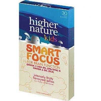 Smart Focus Fruity jellies for kids 30