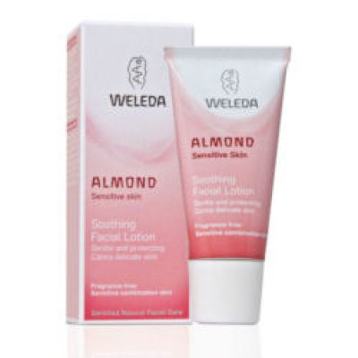 Almond Soothing Facial Lotion 30ml Weleda