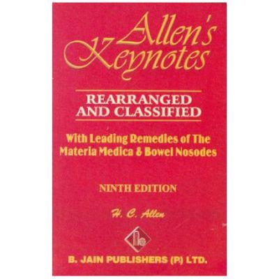 Allen's Keynotes ( Indian Ed.)