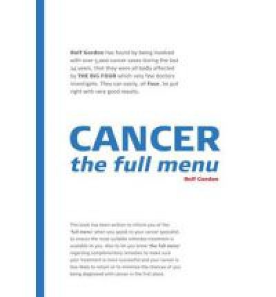 Cancer - The Full Menu