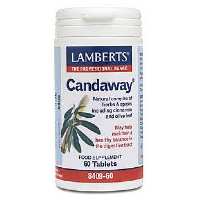 Candaway 60 Capsules Lamberts