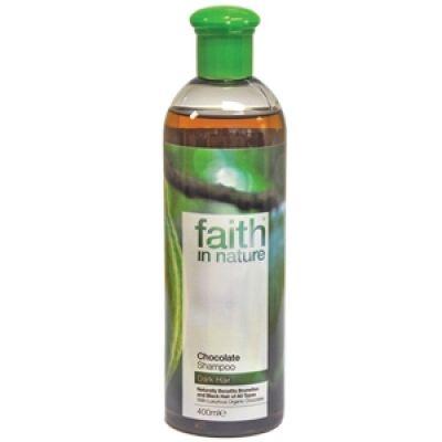 Faith In Nature Chocolate Shampoo 400ml