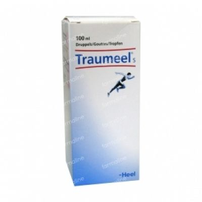Traumeel Drops 100ml