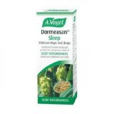 Dormeasan Formerly Called Valerian Hops Complex 50ml Bioforce