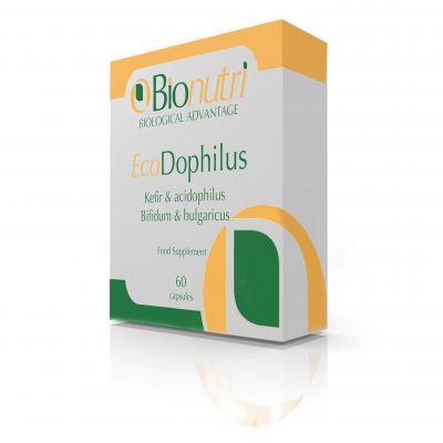 Bio Nutri Ecodophilus 30 Capsules