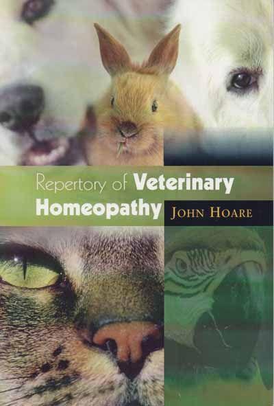 Repertory of Veterinary Homeopathy