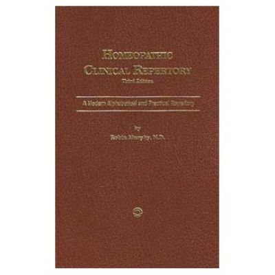 Homeopathic Clinical Repertory ( 3rd New Ed)