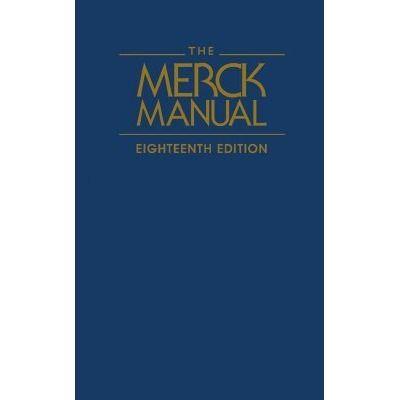 Merck Manual ( 18Th Edition ) Diagnosis & Therapy