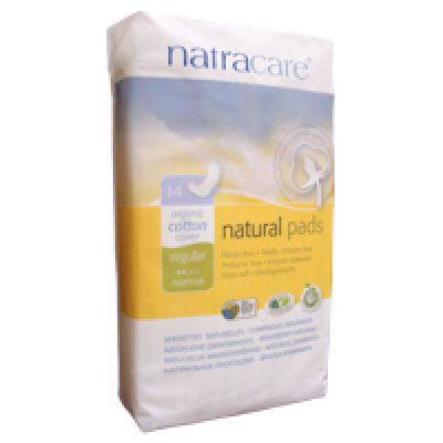 Natracare Regular Pads 14