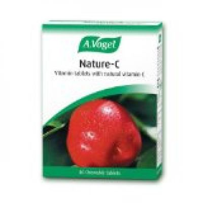 Nature C (Fruit Tablets With Natural Vitamin C And Flavanoids) Bioforce