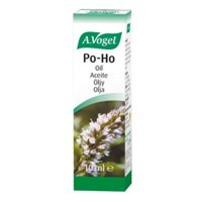Po Ho Oil 10ml (Decongestant) Bioforce