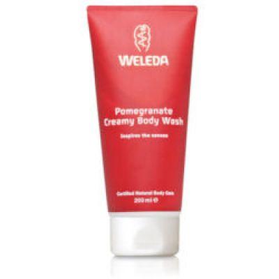 Pomegranate Creamy Bodywash 200ml Weleda