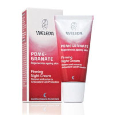 Pomegranate Firming Night Cream 30ml Weleda
