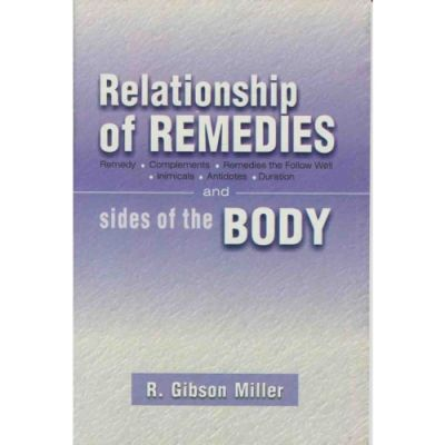 Relationship/Rem's/Sides Of Body