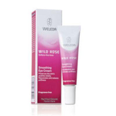 Wild Rose Smoothing Intensive Eye Cream 10ml Weleda