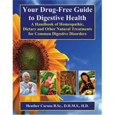 Your Drug-Free Guide  To Digestive Health