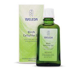 Birch Cellulite Oil 100ml Weleda