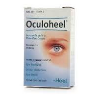 Oculoheel Eyedrops 15 vials Heel