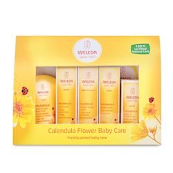 Weleda Calendula Baby Care Travel Pack