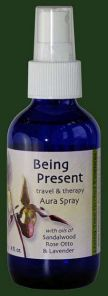 Being Present (Yellow) 100ml Aura Spray Orchid Essence