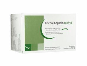 Fish Oil Capsules Biofrid® 240
