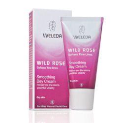 Wild Rose Smoothing Day Cream , 30ml Weleda