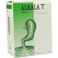 Alkala T Tablets (100)