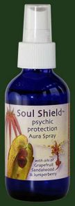 Soul Shield™ (Yellow) 100ml Aura Spray Orchid Essence